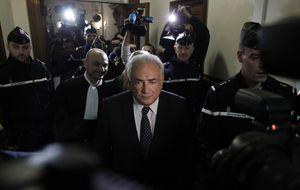 Strauss-Kahn comparece por proxenetismo con esperanzas de salir absuelto