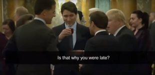 Post de Trump deja la cumbre de la OTAN después de que líderes mundiales se mofaran de él