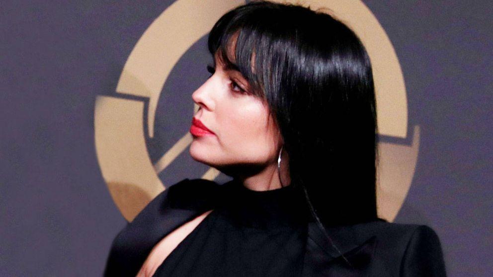 El sorprendente nuevo corte de pelo de Georgina Rodríguez