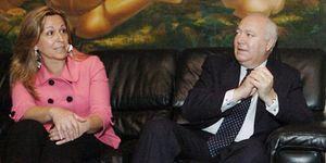 'Trini' reniega de la herencia de Moratinos y se acerca al PP tras años de ruptura