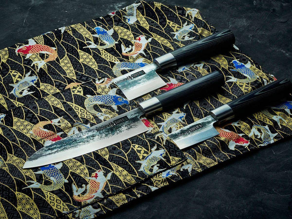 Foto: Samura cuchillos japoneses para regalar en Navidad: 10 opciones para todos los presupuestos