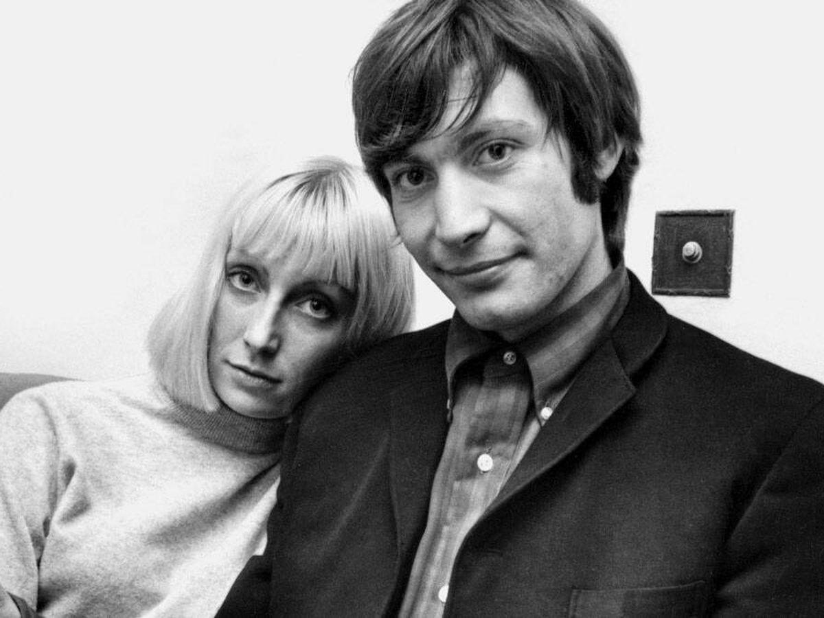 Foto: Charlie y Shirley, en una imagen de archivo. (Getty)