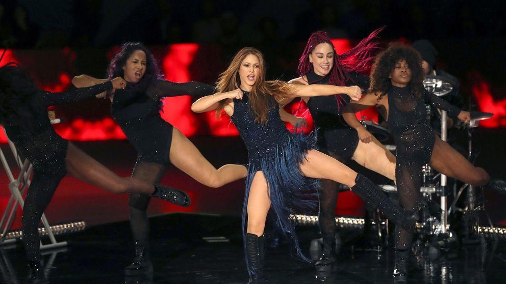La actuación de Shakira en la final de la Copa Davis, la artista preferida de Gerard Piqué