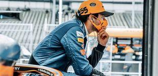 Post de Sainz lamenta que los F1 de ahora no parecen tan rápidos en TV: