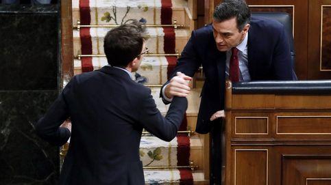 Sánchez pone el tapón a Errejón y se lanza a por el voto verde perdido