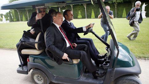 Visita de Putin a Francia