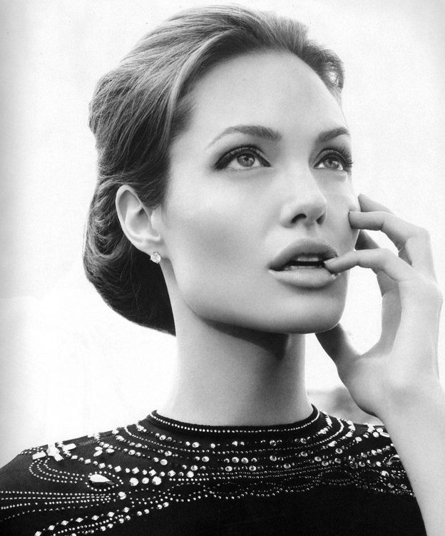Foto: ¿Es posible conseguir los carnosos labios de Angelina? (Foto: St. John)
