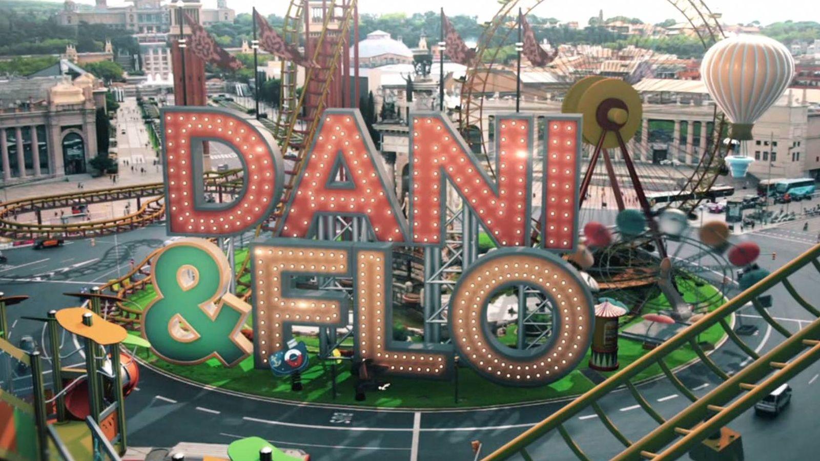Foto: Nuevo logotipo de 'Dani