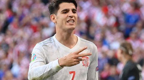 ¿Quién dijo que España no tiene gol? Morata, Ferran Torres y Sarabia lo tenían oculto