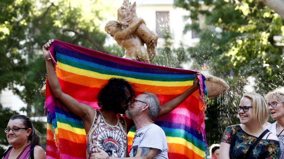 Foto: Participantes en la manifestación del Orgullo 2019. (EFE)