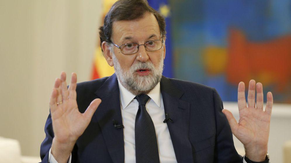 Foto: El jefe del Gobierno, Mariano Rajoy. (EFE)