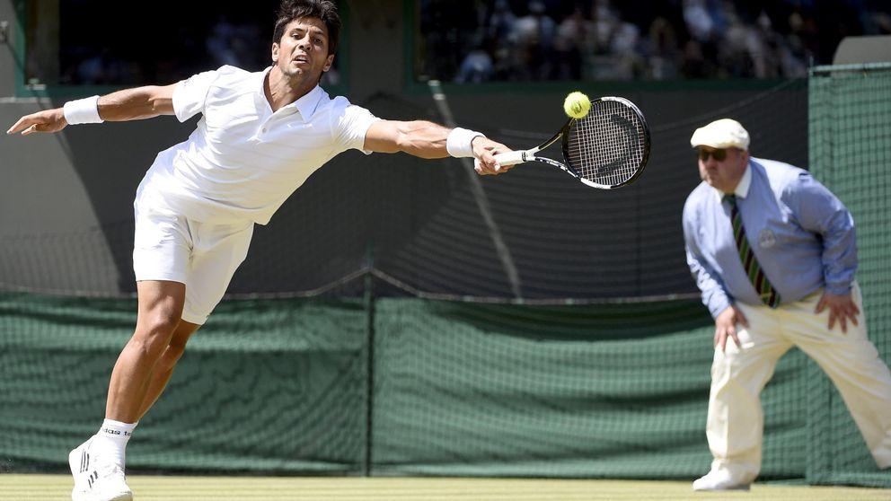 Wawrinka echa a Fernando Verdasco de Wimbledon en menos de dos horas