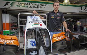 Juncadella:En la F1 también hay  lucha a cuchillo fuera de la pista