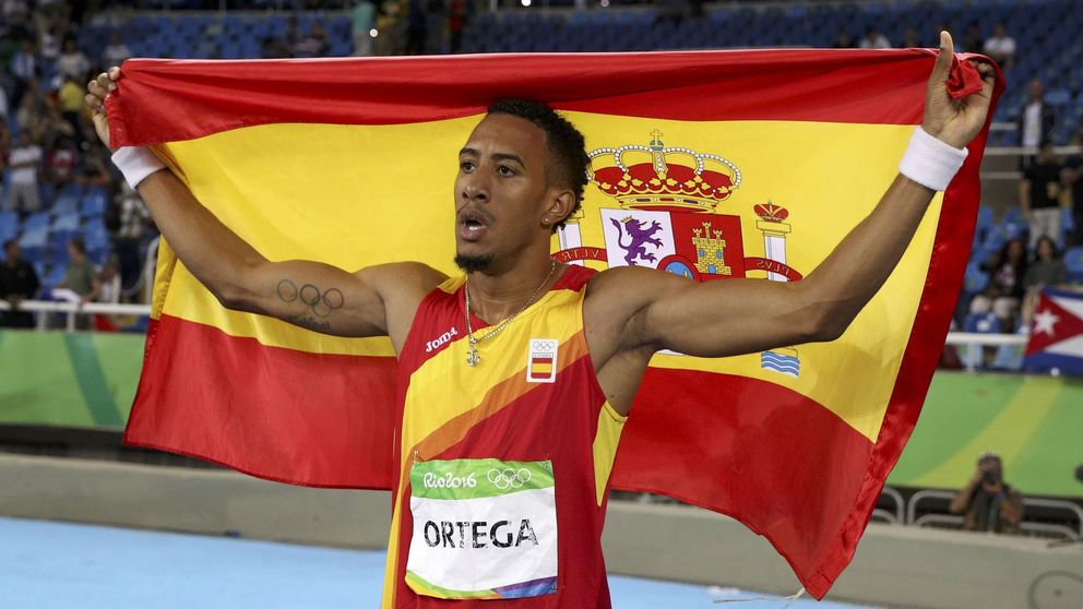 La misión de Ortega: lograr que se hable de atletismo tanto como de fútbol