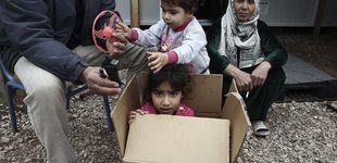Post de Un campo de refugiados de Grecia, en cuarentena tras 20 casos de coronavirus