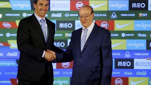A Julen Lopetegui lo echaron del Oporto al 'estilo Florentino'
