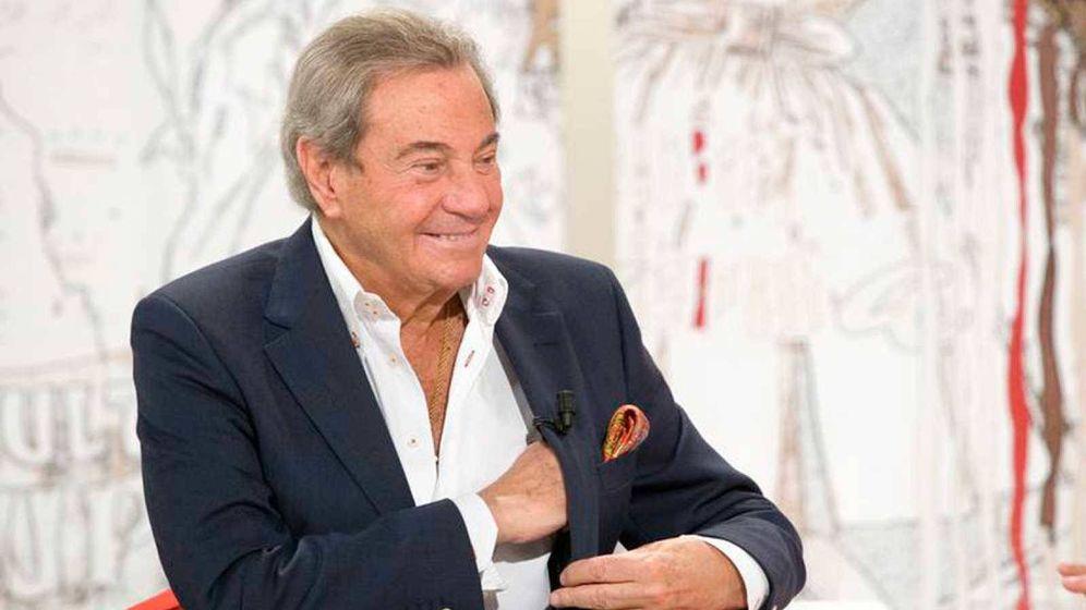 Foto: El actor Arturo Fernández. (RTVE)