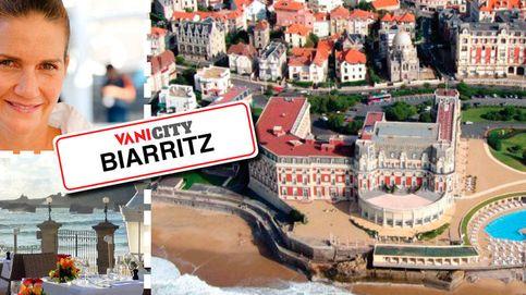 Biarritz: chateaux, surf y los duques de Palma