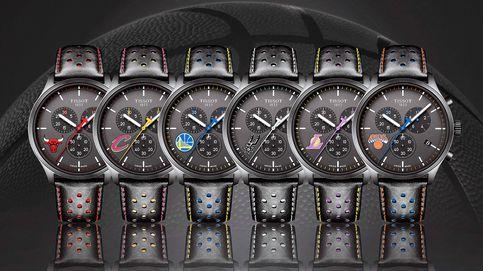 Tissot homenajea a la NBA con su nueva colección de relojes