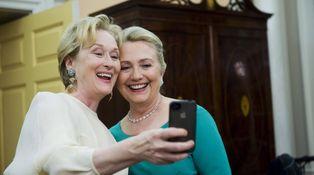 Por qué el discurso de Meryl Streep es infumable y le alegró el día a Trump