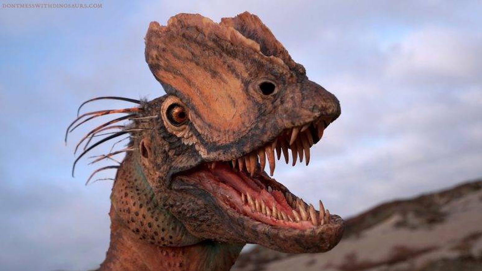 Uno De Los Famosos Dinosaurios De Jurassic Park No Era Como Nos Lo Han Vendido Dibujos para colorear, colorear imágenes, educación, escolar, dibujos, colorear la imagen: jurassic park