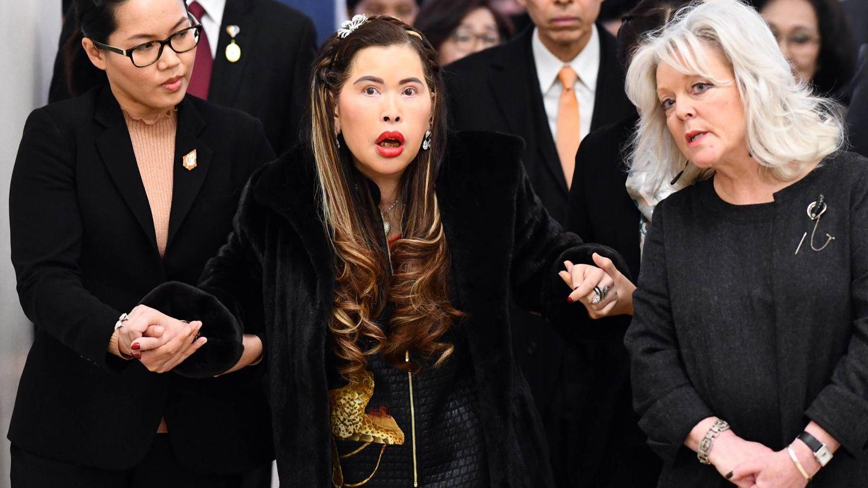 La princesa Chulabhorn de Tailandia, en diciembre de 2018 en Londres. (Cordon Press)