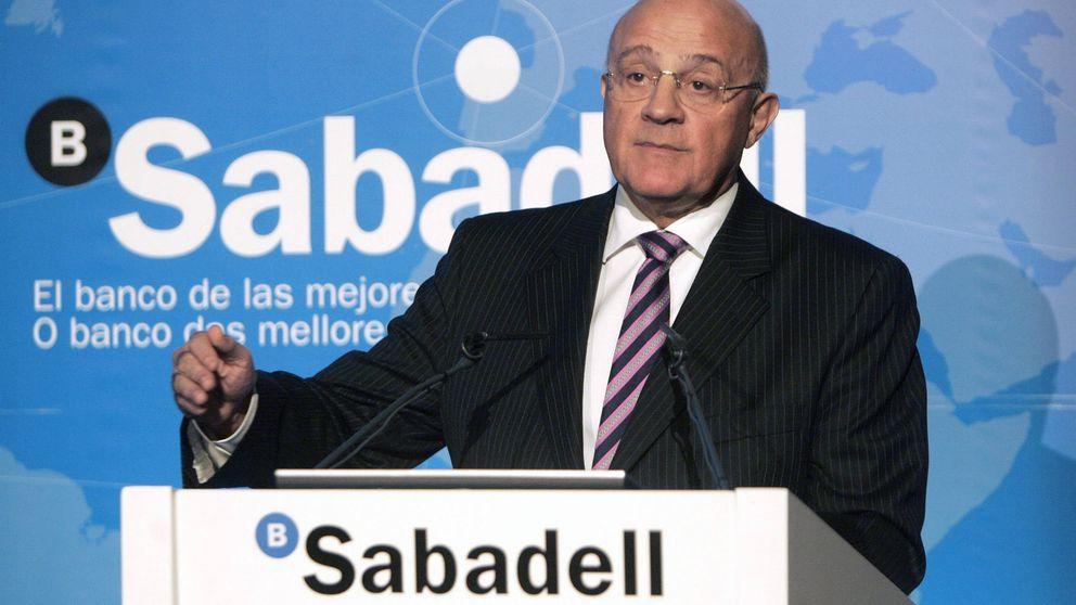 El BCE endurece los requisitos de capital al Sabadell y Caixabank