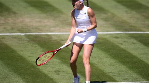 Suspenden por dopaje a la verduga de Garbiñe Muguruza en Wimbledon