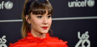 Post de El sutil (que no imperceptible) cambio de look de Aitana. De 'OT' a diva del pop