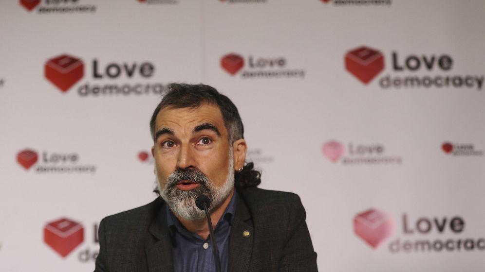 Foto: El presidente de Òmnium Cultural, Jordi Cuixart. (EFE)