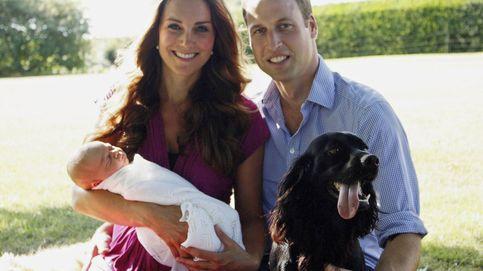 Kate Middleton y Guillermo, desolados por la muerte de Lupo, su mascota