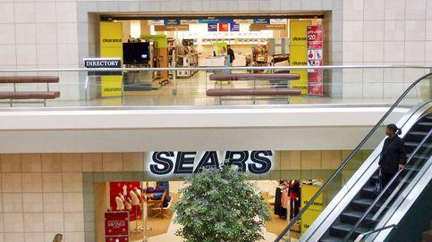 La crisis del retail se ceba con Sears en EEUU pero respeta a El Corte Inglés en España