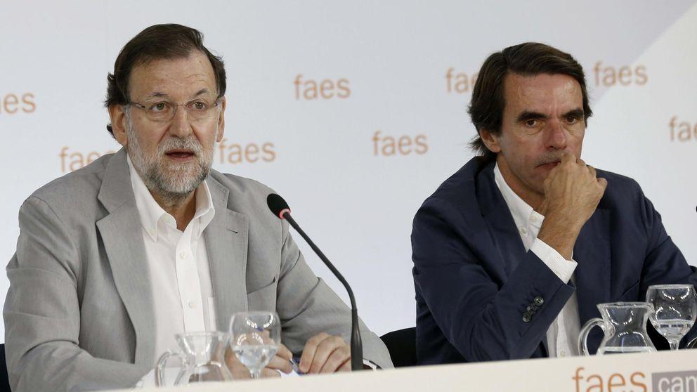 ¿Y si Aznar está forzando su salida del PP?