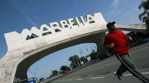 El 'hijo de papá' de un rico británico y su GTA criminal en Marbella