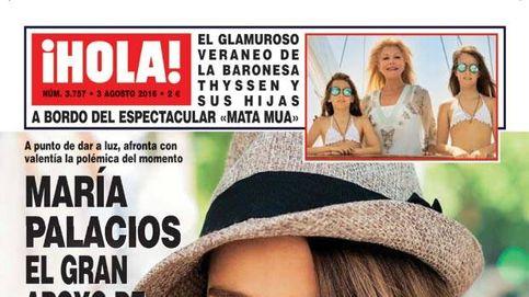 Kiosko de los miércoles: María Palacios y José Fernando hablan en exclusiva