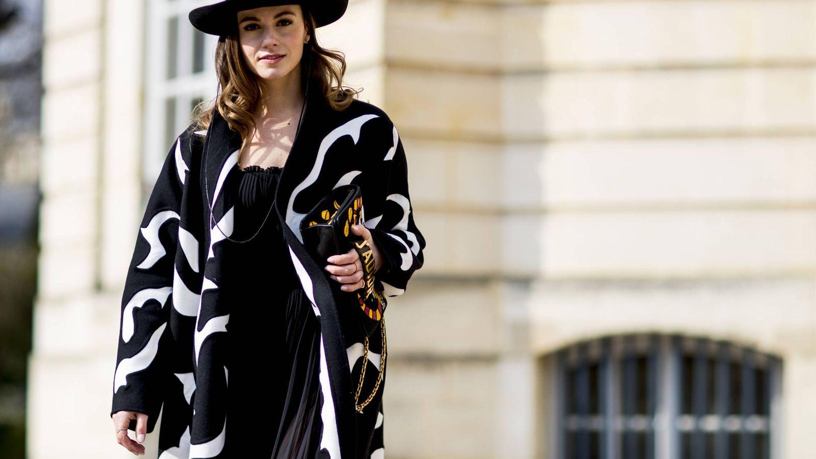 Foto: Un little black dress es siempre una opción perfecta tanto para el día como para la noche. (Imaxtree)