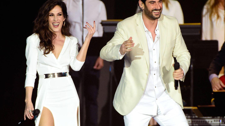 Malú y Melendi, en una imagen de archivo. (Getty)