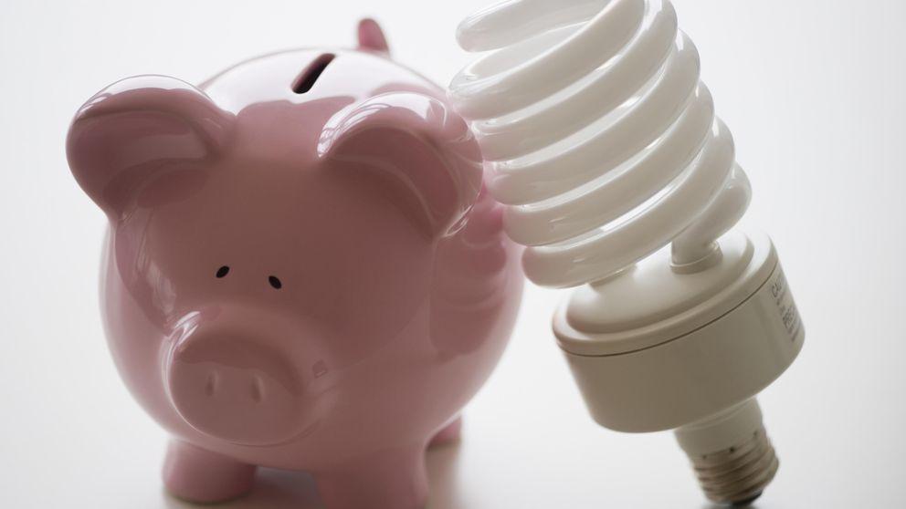 Nueve claves para ahorrar en la luz y el gas en primavera