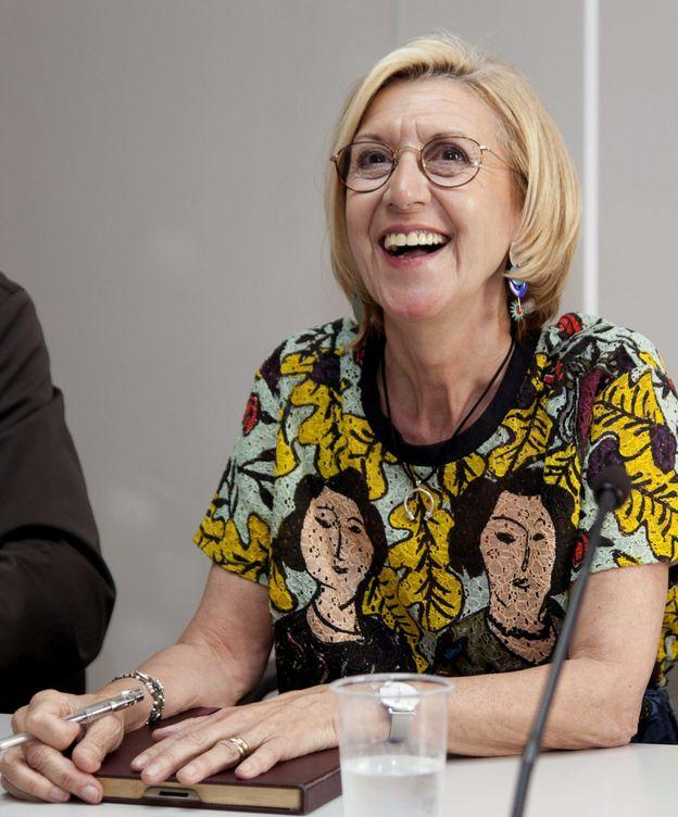 Foto: Rosa Díez es la líder de UPyD (EFE)