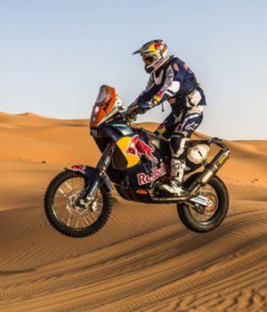 Nani Roma y Marc Coma se imponen en el Abu Dhabi Desert Challenge