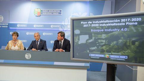 Plan industrial vasco para calmar la tempestad por la caída de empresas