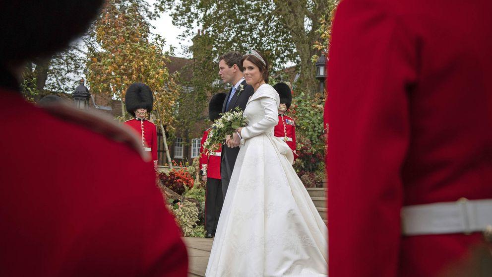Eugenia de York, una novia reivindicativa con la lección aprendida