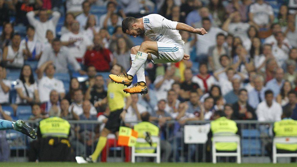 Carvajal, del miedo a un fin anticipado a reconstruir el juego del Real Madrid