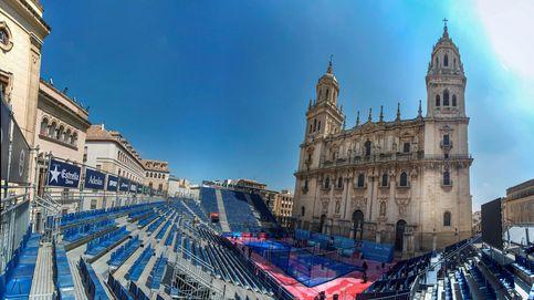 Presentación del Word Padel Tour en Jaén