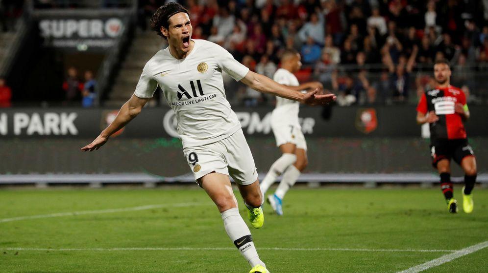 Foto: Edinson Cavani es la petición de Simeone para reforzar el ataque del Atlético de Madrid. (Reuters)