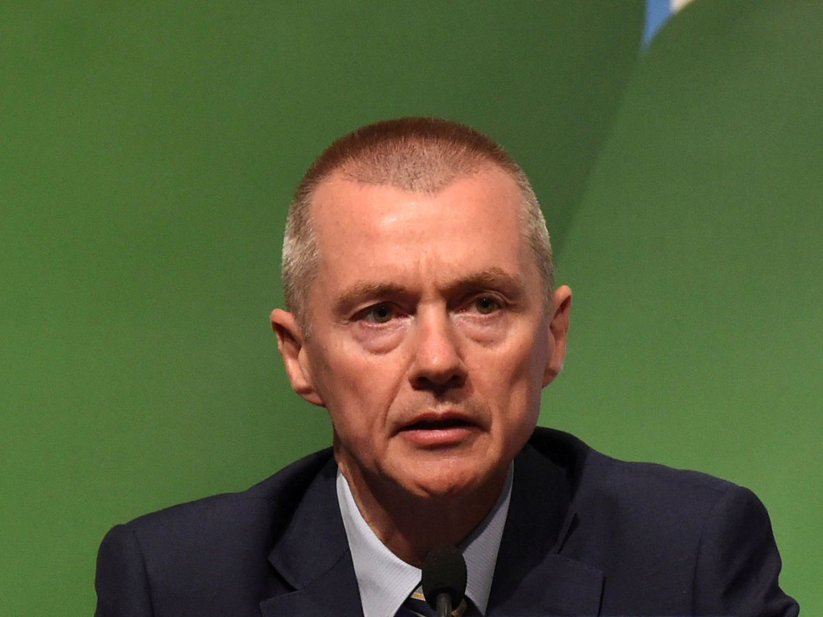 Foto: Willie Walsh, CEO of International Airlines Group (EFE)