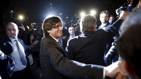 Todos los vídeos de la investidura de Carles Puigdemont