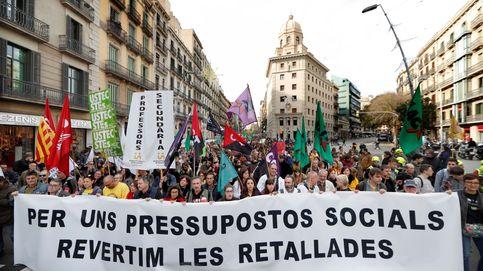 El Govern llega 'in extremis' a un acuerdo con los médicos... pero la huelga sigue