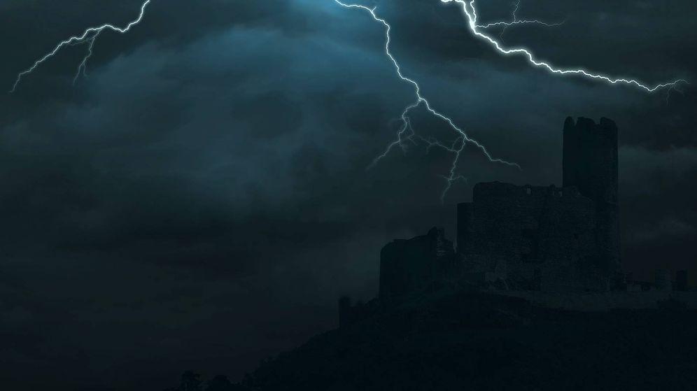 Foto: Vivir la noche de Halloween en un castillo es una experiencia sólo para los más atrevidos. (Pixabay)