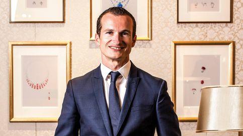 Vincent Piche, director de Cartier, en primera línea del lujo